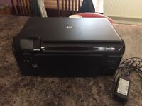 HP Photosmart Wireless e-All-in-One Printer with ink - Model B110A £50