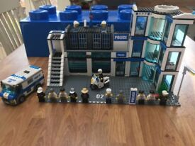 Lego Job Lot and Storage Boxes