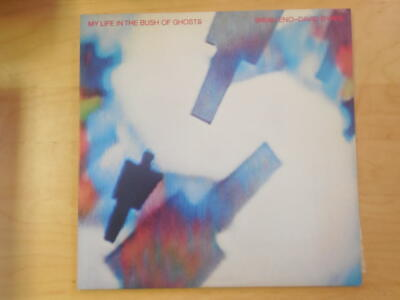 Brian Eno - David Byrne My Life in The Bush Of Ghosts 1981 US SRK 6093 Sire Viny