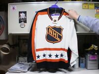 NHL OFFICIAL ALL STAR GAME JERSEY 1988 TO 1991