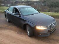 *** Audi A4 2.0tdi 2008 swap px car van ****