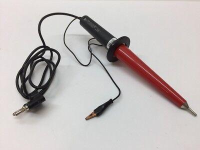 Fluke Corporation High Voltage Test Probe 80k-6 Multimeter Model Fluke 87-test