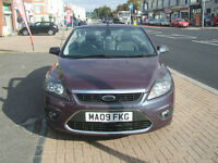 FORD FOCUS CC3 (purple) 2009