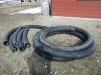 Insulated Pex Pipe for Wood Burning boiler