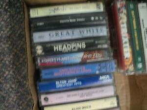 VINTAGE   HEAVY METAL / HARD ROCK /ALTERNATIVE CASSETTES Edmonton Edmonton Area image 3