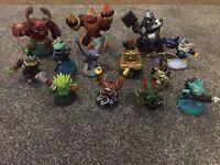 Skylanders figures x13