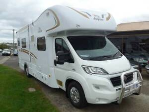 2016 Jayco Conquest Perth Northern Midlands Preview