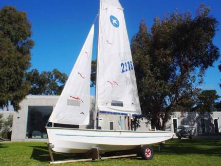 Pacer Sailing Dinghy
