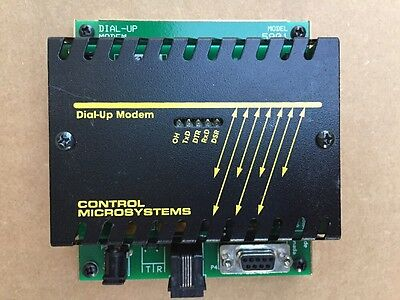 Schneider Electric Control Microsystems Scadapack 5901 Dial Up Modem