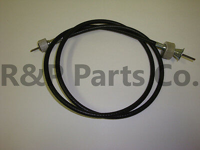 Tachometer Cable For Massey Ferguson Gas Mf65 165 175 178 180 302 2200 506332m91