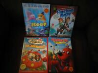 Children' s DVD's