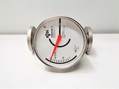 Rota Yokogawa 1 150 Stainless Rotameter Ramc02-a1ss-64m2-t90nnn