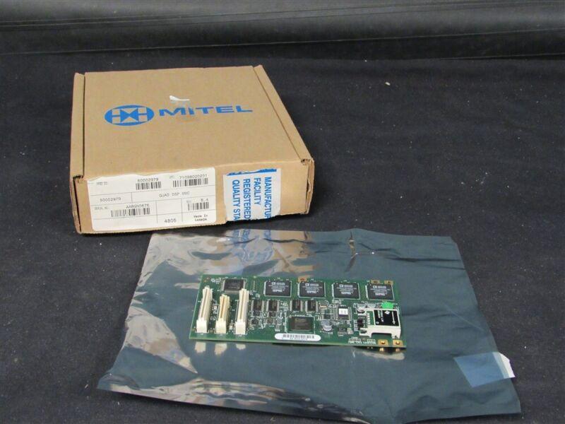 Mitel (50002979) 3300 MX Controller ICP Quad DSP MMCP NEW