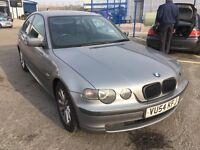 BMW 3 SERIES 316TI ES (grey) 2004