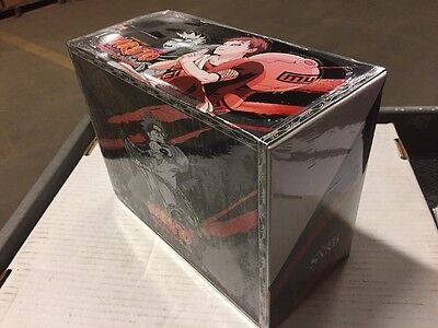 Naruto CCG TCG Curse Of The Sand Starter Deck Box Of 8-decks, 4 Styles -