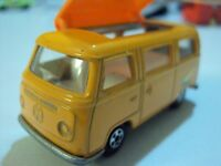 matchbox superfast volkswagen camper bus