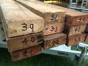 "Hardwood 5x2"" rough sawn Darra Brisbane South West Preview"