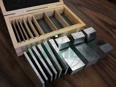 9 Pcs Universal Angle Block Set 12 To 30 Degree--new