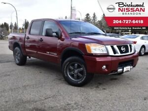2015 Nissan Titan PRO-4X LOW KMS, Great Condition!!