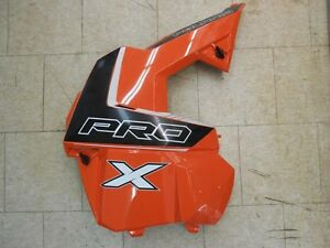 Looking for Polaris axys side panels.