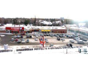 Retail space for Lease    Locaux commerciaux  à louer : Ottawa