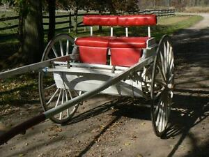 Meadowbrook Draft Cart