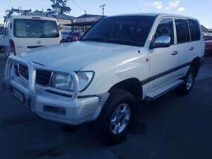 1999 Toyota Landcruiser 100 Series D/Fuel Wagon Warragul Baw Baw Area Preview