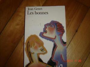 les Bonnes de Jean Genest