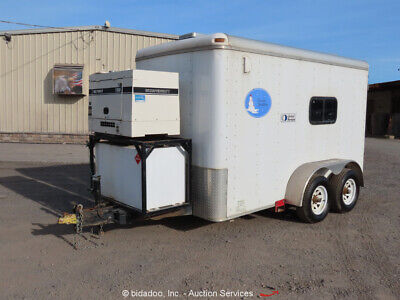 2012 Thor Ld5030 Frost Buster Towable Ground Heater Generator Trailer Bidadoo