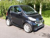 SMART CITY-CABRIOLET PASSION MHD (black) 2012