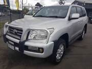 2007 Toyota LandCruiser Sahara Diesel 200 Series Wagon Warragul Baw Baw Area Preview