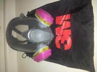Full face respirator 3M - 6800