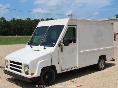 Utilimaster Aeromaster Delivery Utility Step-van Food Truck -partsrepair
