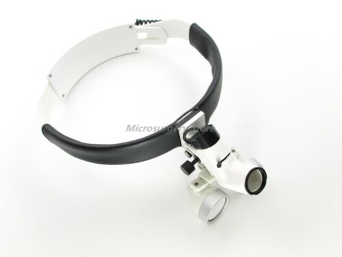 Wireless type CE Approved surgical led loupes headlight with magnifying glass
