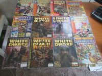 40+ White Dwarf Magazines - Collection-only unless local, open to price negotiating