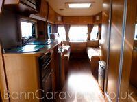 (Ref: 785) 2010 Model Compass Corona Club 505 5 Berth