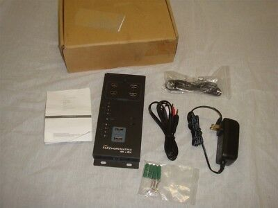MONOPRICE HDMI-MTX-42-4K 4K 4X2 HDMI SWITCHER -READ! for sale  Shipping to India