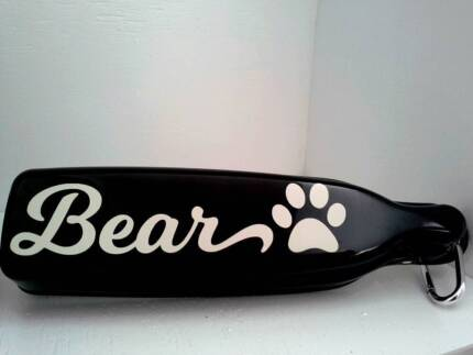 PERSONALISED Portable Dog Drink Bottle