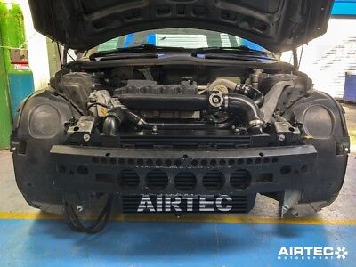AIRTEC Intercooler and Radiator Package for Mini R53 with 1320 MINI Turbo Kit