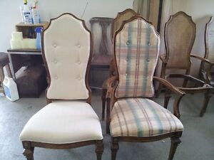 MAKE YOUR OLD CHAIRS NEW AGAIN ! Strathcona County Edmonton Area image 2