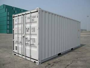 20' New Build Shipping Containers - inc GST Altona Hobsons Bay Area Preview
