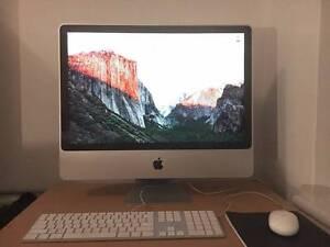 iMac Core 2 Duo 2.66 24-inch (early 2009) Prahran Stonnington Area Preview