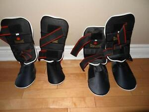 Tae Kwon Do shin guards Oakville / Halton Region Toronto (GTA) image 1