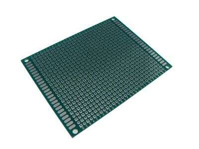 79cm Double Side Prototype Board Perforated 0.1 Plated Breadboard - Pack Of 2