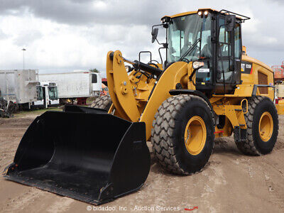 2019 Caterpillar 926m Wheel Loader Ac Cab Hyd Qc Aux 3yard Loader Bidadoo -new