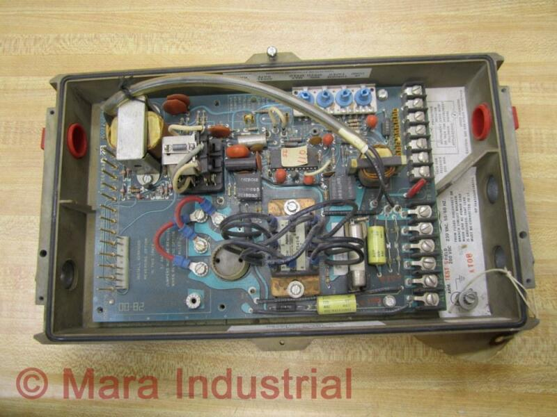 General Electric 193X643ADG223 Control Card