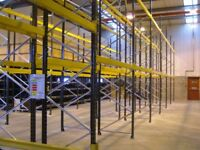 Heavy Duty Link 51 Pallet Racking - 4.5m High x 1.1m Deep x 2.7m Wide