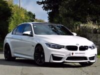 STUNNING! (2014) BMW M3 SALOON SERIES 3.0 DTC 4dr AUTO - CARBON -SAT NAV HEADS UP- FINANCE AVAILABLE