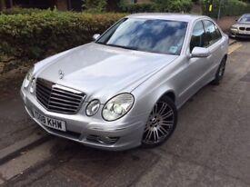 Mercedes E200 Automatic 1.8 Petrol