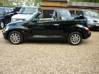 CHRYSLER PT CRUISER LIMITED (black) 2007